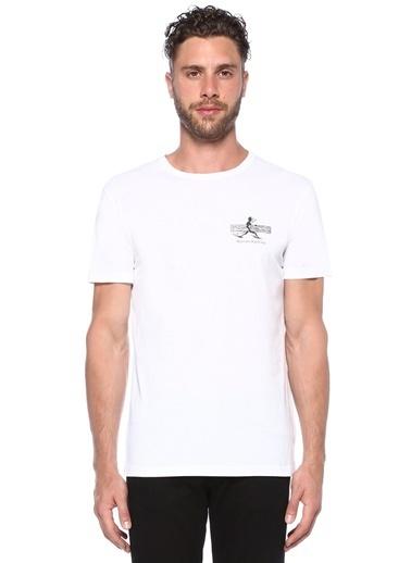 Deus Ex Machina Tişört Beyaz